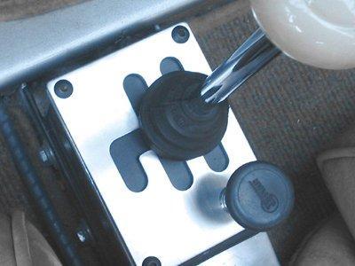 Jamar reverse lockout | SpeedsterOwners com - 356 Speedsters, 550