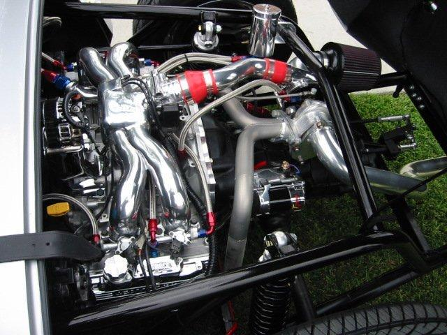 Vintage Spyder Subaru Power Speedsterowners Com