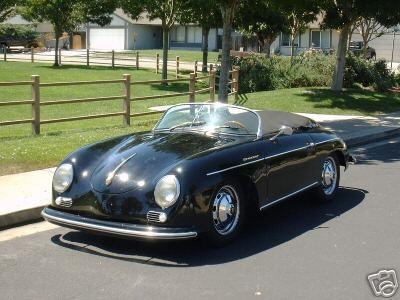 359 Porsche Prototype Speedsterowners Com 356
