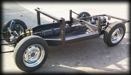 Tube Frame Or Vw Pan Speedsterowners Com 356