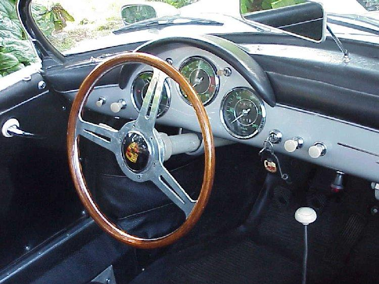 Original Speedster Dash Speedsterowners Com 356