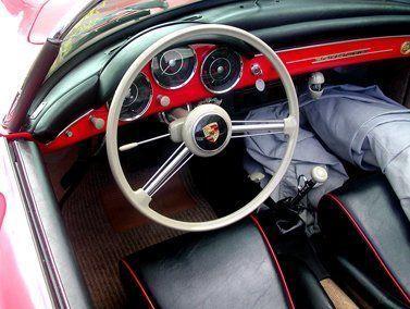 Original Speedster Dash Speedsterowners Com 356