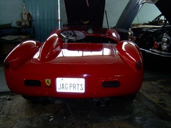 Ferrari 250 Tr 1957 Replica At Only 26 000usd