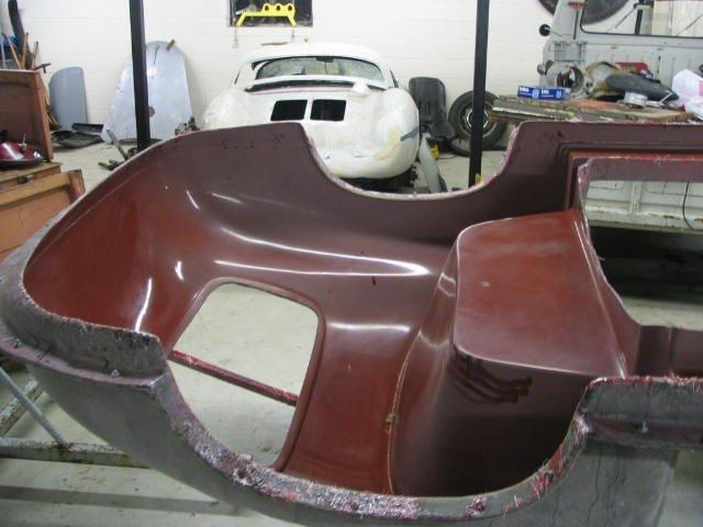 Porsche 356 Speedster Molds For Sale Ready To Tart Your