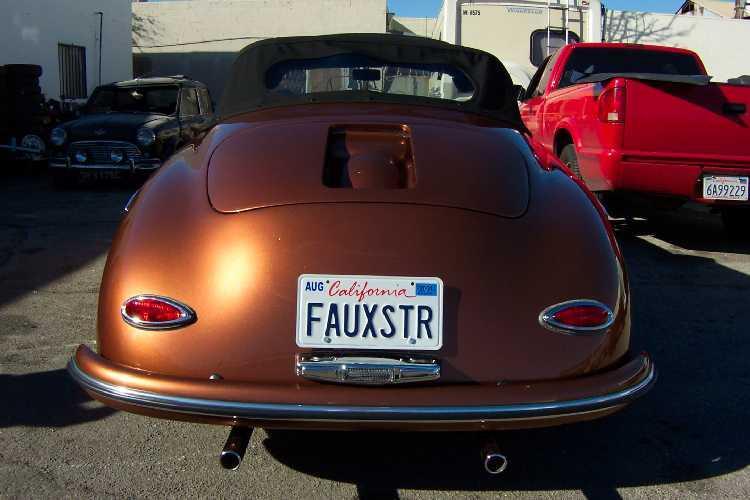 Vanity Plate Ideas Speedsterowners Com 356 Speedsters