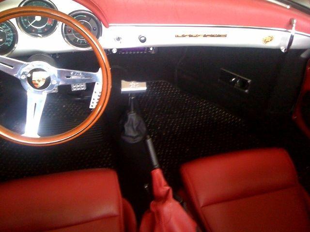 CSP Shifter | SpeedsterOwners com - 356 Speedsters, 550