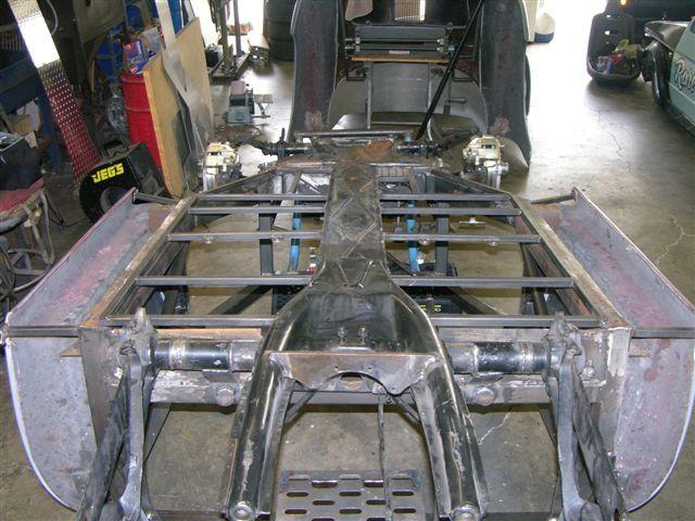 Question on shortening the my VW chassis   SpeedsterOwners