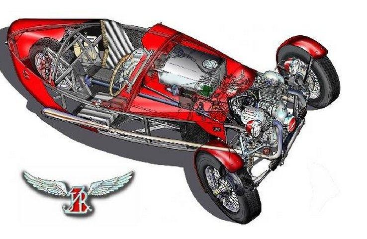 Honda Anderson Sc >> Front suspension Morgan | SpeedsterOwners.com - 356 ...