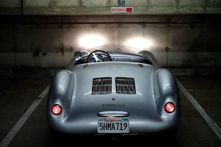 For Sale Vintage Spyder 550 Ca Registered 1957 Porsche