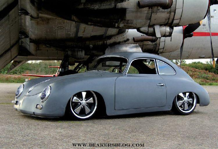 Does Anyone Have Pictures Of A Speedster With 17 Fuchs On It Speedsterowners Com 356