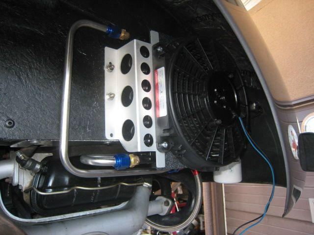 Remote Oil Cooler Amp Filter Advice Needed