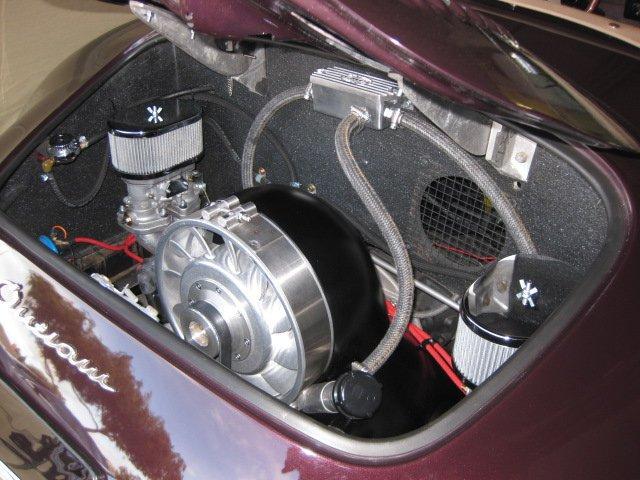 Porsche Style Fan Shroud Speedsterowners Com 356