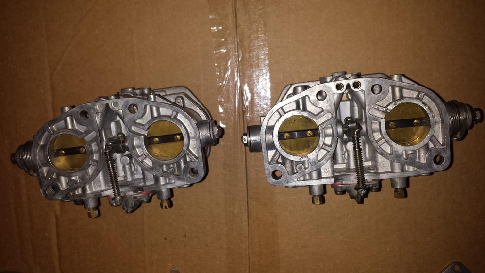 Dellorto 36mm Carb Kit For Sale Speedsterowners Com