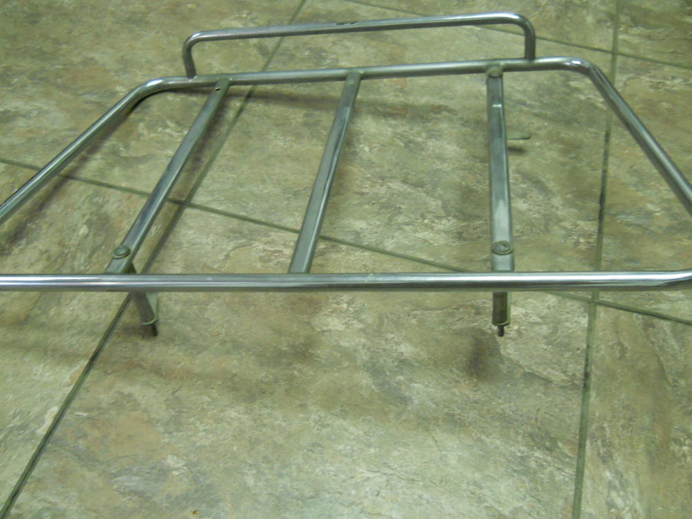 Porsche 356 Amaco Original Luggage Rack