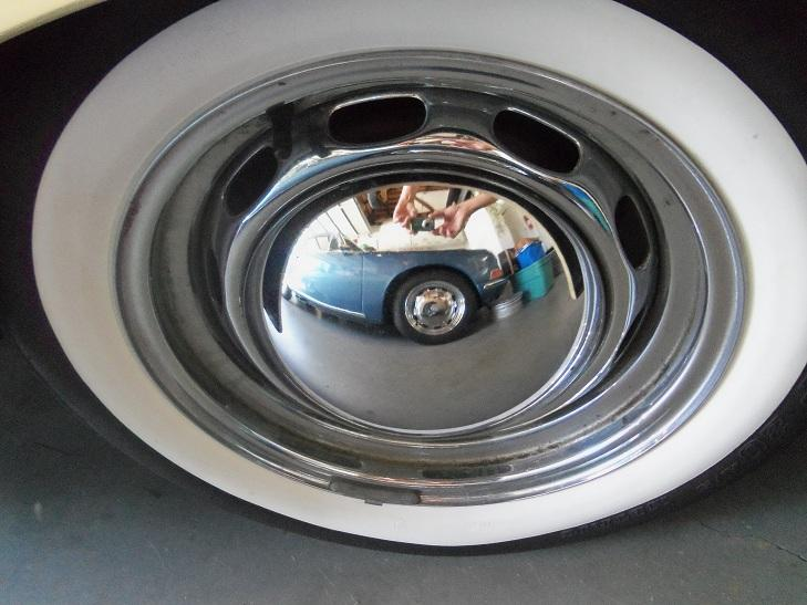 Wide 5 Chrome Wheels Rims Vw Speedsterowners Com 356