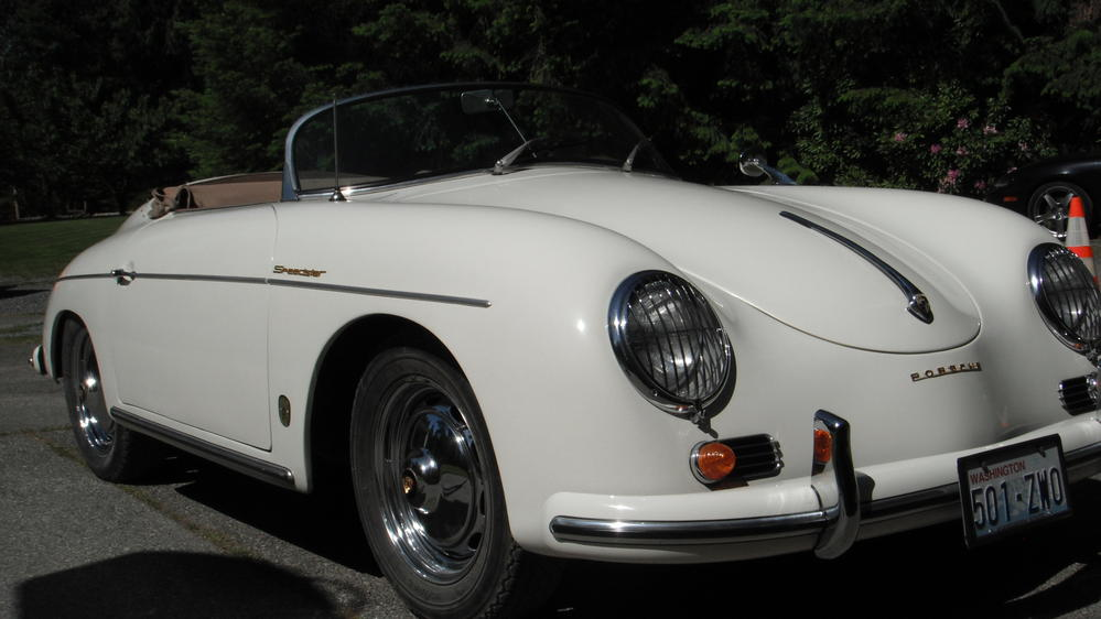 1955 1976 Porsche Replica 356 Pre A Speedster By