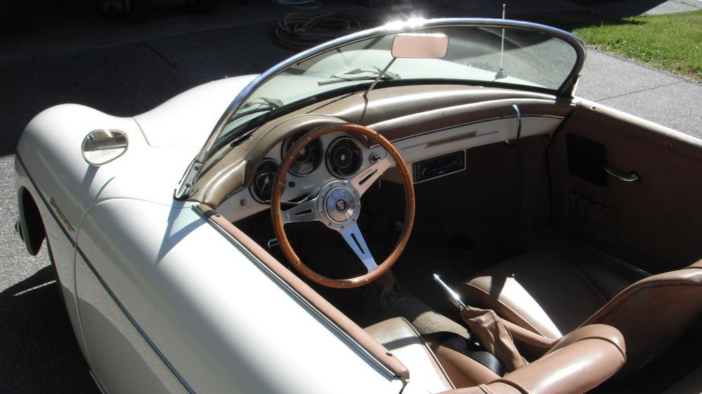 1955 1976 Porsche Replica 356 Pre A Speedster By Intermeccanica Speedsterowners Com 356