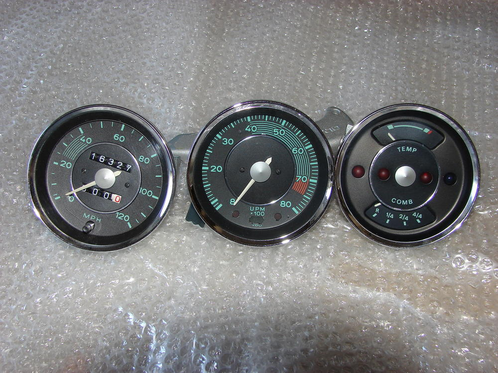 Brazil Vdo 356 Gauges Speedsterowners Com 356