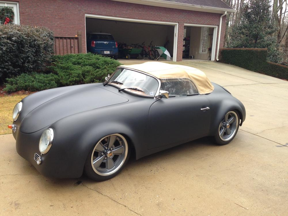 Rat Rod Speedster Speedsterowners Com 356 Speedsters