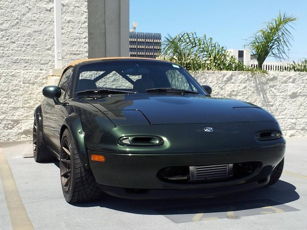 Trade 240 Hp Supercharged Miata For Speedster Coupe