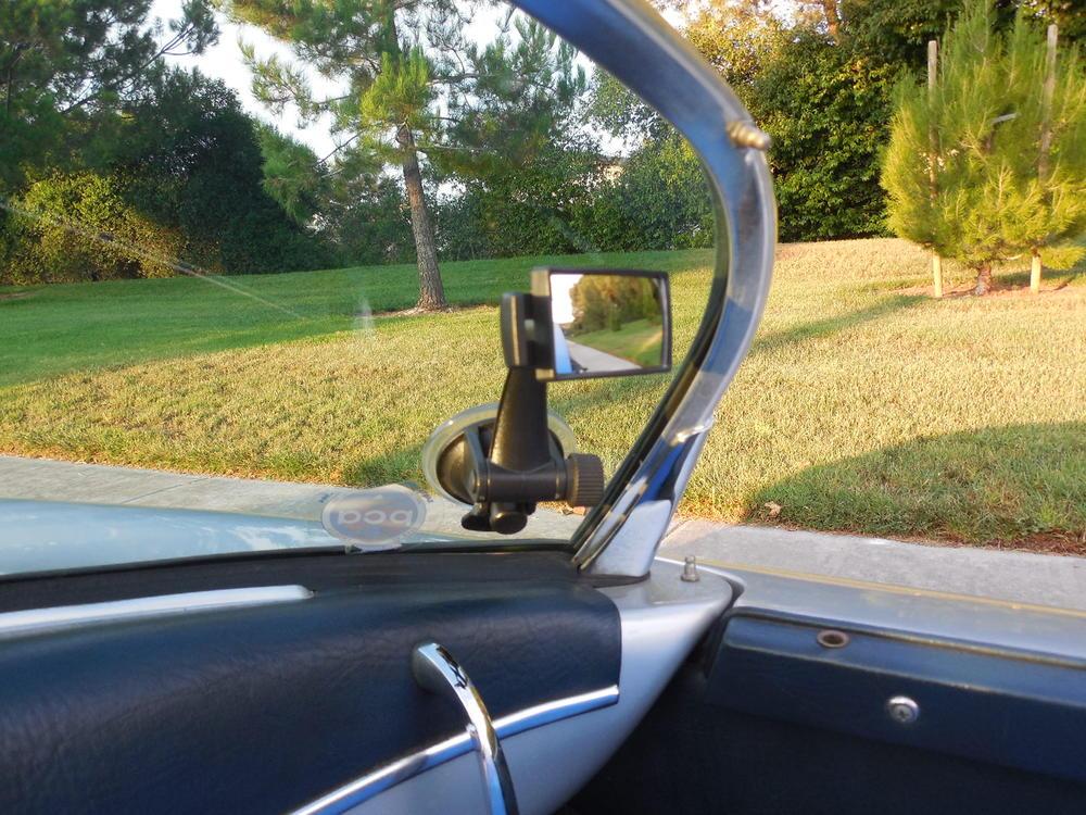Side Mirrors On Door Or Fender Speedsterowners Com