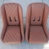 Seduction Motorsports Upholstery Option: Small Double Diamond #1