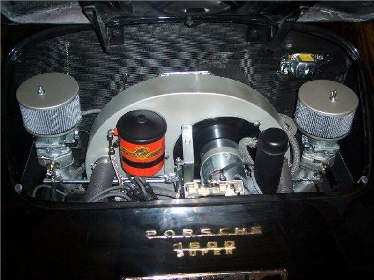 356 Oil Filter Set Up Speedsterowners Com 356