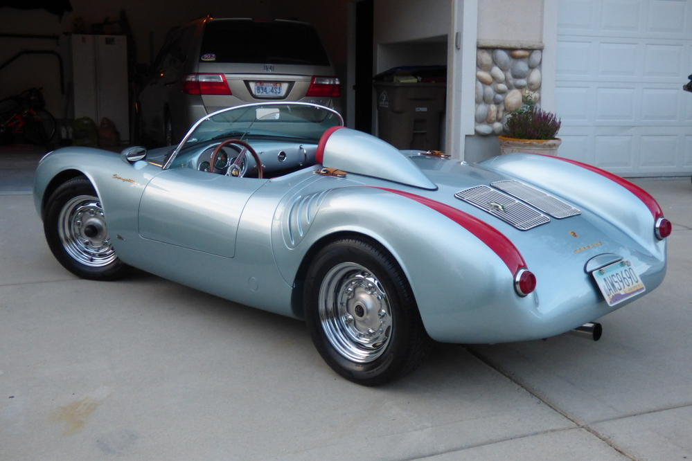 1955 Vintage 550 Spyder Recreation For Sale