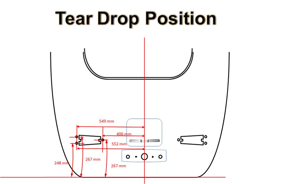 Tear drop rear light position......   SpeedsterOwners.com ...