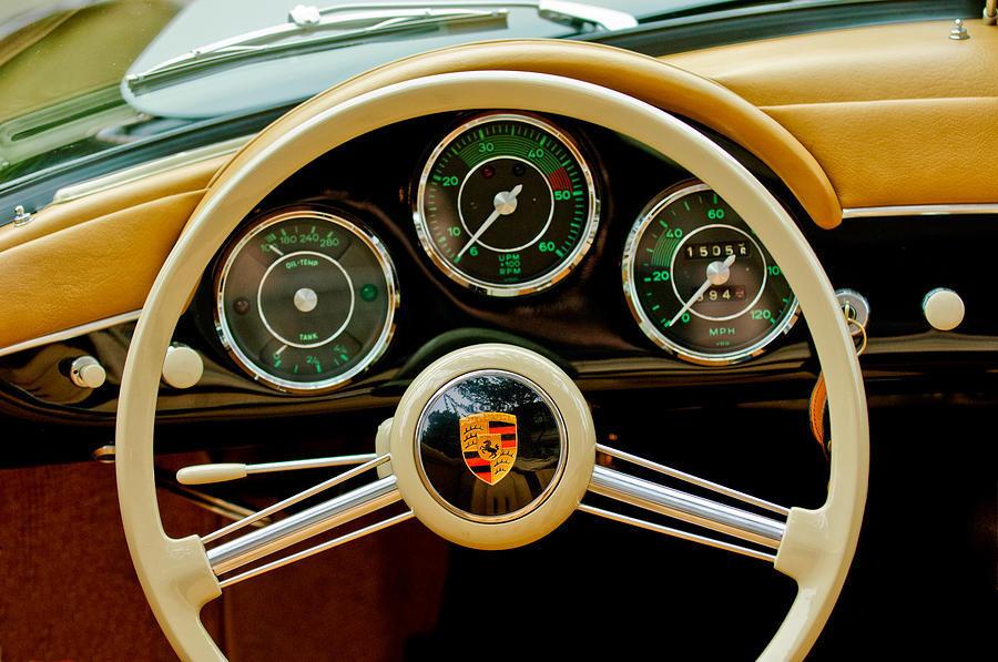 Vdm Steering Wheel Replica Speedsterowners Com 356
