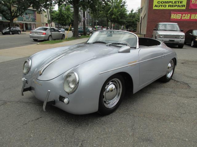 For Sale 57 Porsche Speedster Replica Vintage