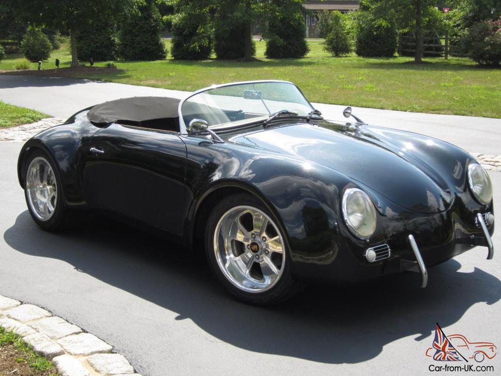For Sale Replica Kit Makes Porsche 356 Speedster