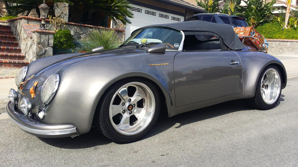 Wide Body Speedster For Sale Speedsterowners Com 356