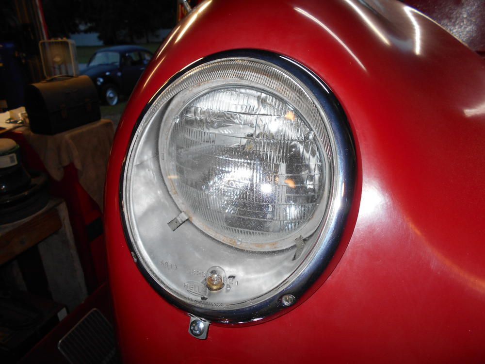 Installing Or Replaceing Speedster Headlights