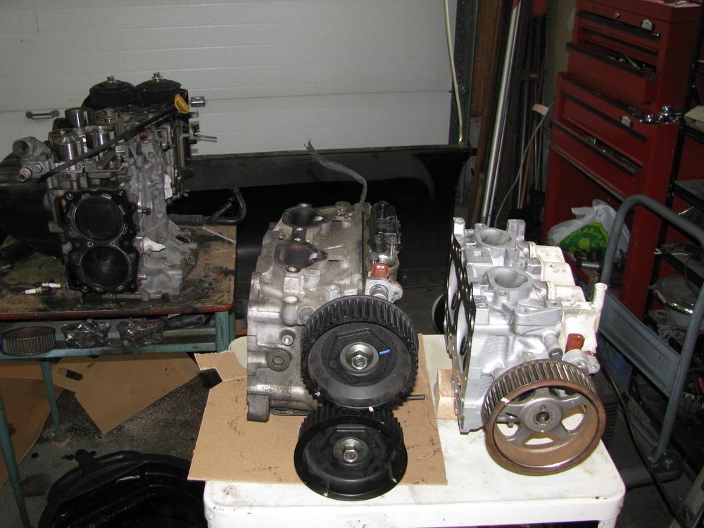 Subaru Frankenmotor head comparison | SpeedsterOwners com - 356