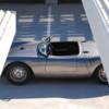 DSC_0022_edited: Seduction Motorsports Porsche 550 Spyder Outlaw Recreation
