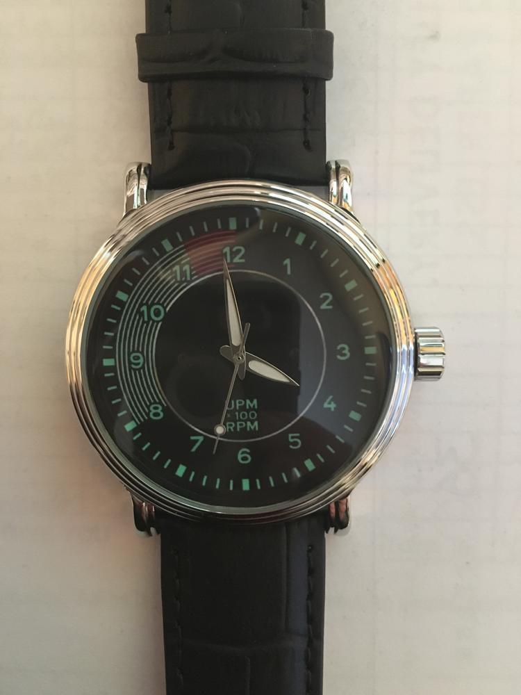For Sale Porsche 356 Speedometer Watch By Motochron