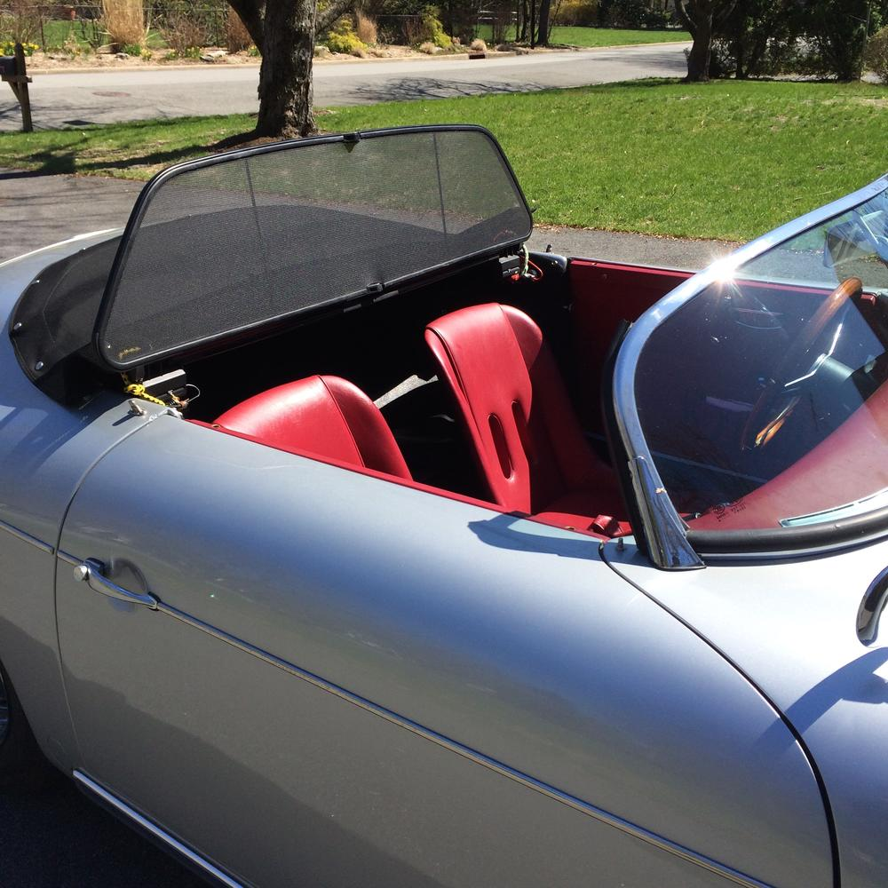 cool weather top down driving 356 speedsters 550 spyders replicas and more. Black Bedroom Furniture Sets. Home Design Ideas