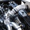 DSC_0870_edited: Seduction Motorsports Martini Racing 550 Spyder with 2.5L Subaru engine.