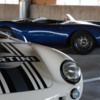 DSC_0900_edited: Seduction Motorsports Martini Racing 550 Spyder with 2.5L Subaru engine.