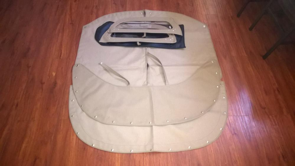 Tonneau Cover Side Curtains And Quarter Cover For Sale