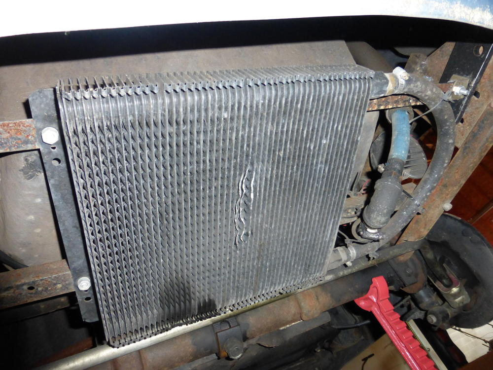 External Oil Cooler By-passed on RAT Type 4 | SpeedsterOwners com