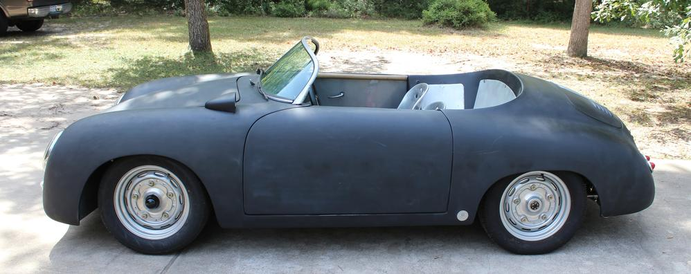 Replica Porsche 356 Speedster Rat Rod 14 500