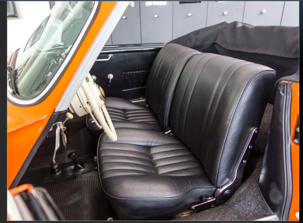 Steering Wheel Mirror And General Aesthetics Black On