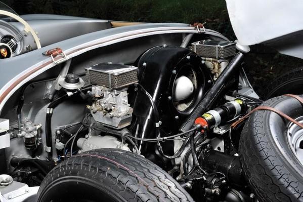 fuel filter placement and bump stops