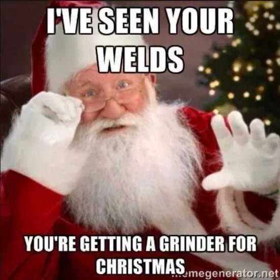 weld santa
