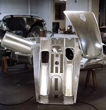 rear underpan