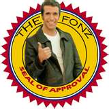 The Fonz Seal of Approval