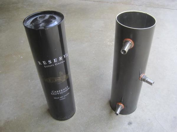 Breather tube 1