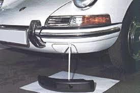 Image result for 1966 porsche front bumper weights